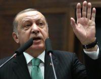 Erdogan ameaça qualquer agressão dos EUA em Manbij com ' tapa otomano '