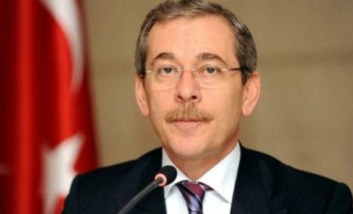 Co-fundador do AKP indiciado sob acusações de insultar Erdogan