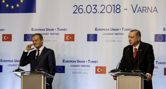 União Europeia diz que Turquia não deu respostas concretas