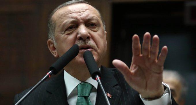 Principais agências governamentais a serem subordinadas a Erdogan