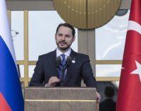 Turquia está oficialmente em guerra, diz genro de Erdogan