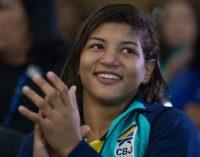 Judoca Sarah Menezes é bronze em Grand Prix da Turquia