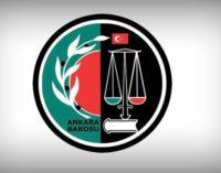A Ordem dos Advogados de Ancara na Turquia apela pela segurança das eleições