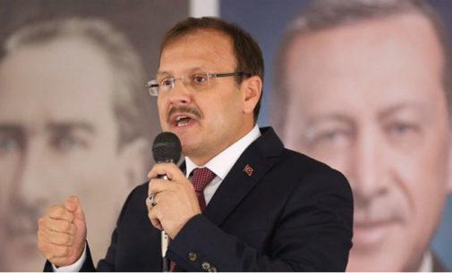 Vice-premiê turco diz que Erdogan e Putin são os únicos líderes do mundo