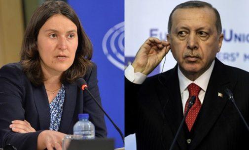 Comissão Europeia não enviou uma mensagem clara a Erdoğan, diz Piri do Parlamento Europeu