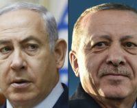 Erdogan chama Netanyahu de 'terrorista' depois das mortes em Gaza