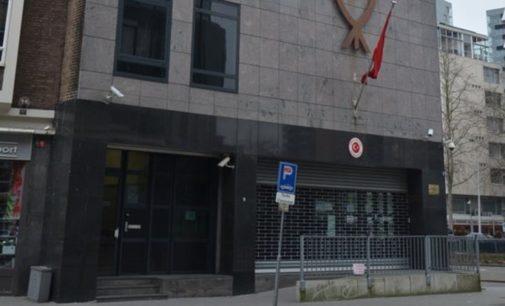 Polícia holandesa prende 4 por conspiração para atacar Consulado Turco em Roterdã