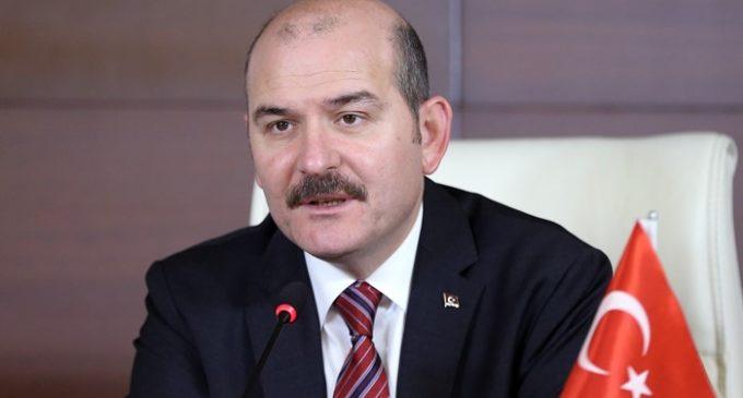 Telefones celulares do ministro do Interior grampeados por policiais sob seu comando