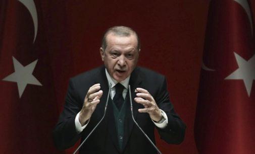 Índice de aprovação de Erdogan abaixo dos 50%, revela pesquisa