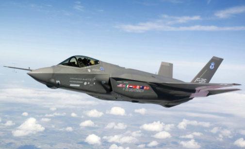 Turquia deve receber primeiro caça F-35 nos EUA no próximo mês