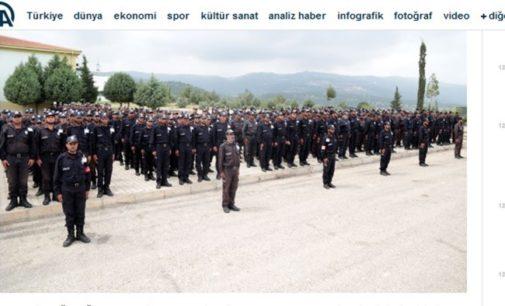 Policiais locais treinados pela Turquia devem assumir a segurança em Afrin