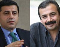 Promotor busca 5 anos para deputados Demirtaş e Önder do HDP
