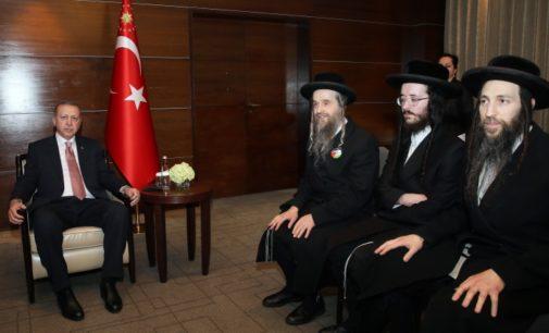 Erdogan da Turquia se reúne com organização anti-sionista em Londres