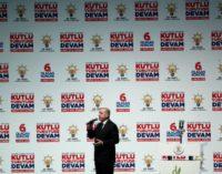 Erdogan anuncia manifesto eleitoral e promete consertar economia