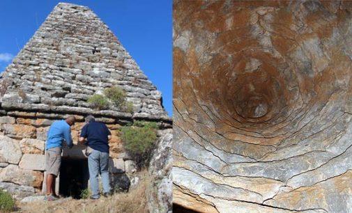 Sítio sagrado em Marmaris na Turquia revelou-se a tumba de pugilista grego