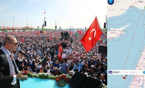 Navio leva petróleo de porto turco para Israel apesar de conflito diplomático