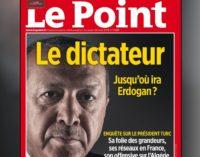 Turcos mandam remover anúncio da Le Point de outdoor em Avignon