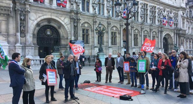 Organizações francesas e internacionais expressam solidariedade aos jornalistas turcos presos