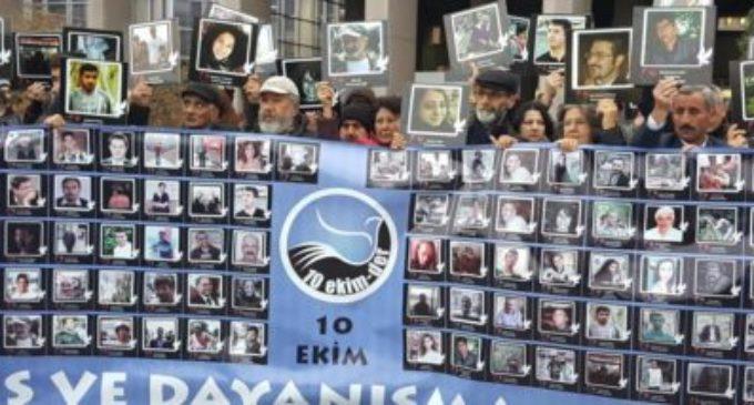 """Relatório ultrassecreto da UE: """"AKP comissionou o ISIS para o massacre de Ancara"""""""