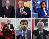 A posição estranha dos curdos na eleição presidencial da Turquia