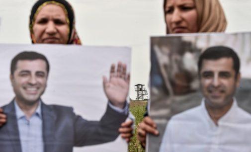 YSK nega que Demirtas participe de programa de tv político por telefone