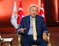 Erdogan se recusa a debater Ince na TV