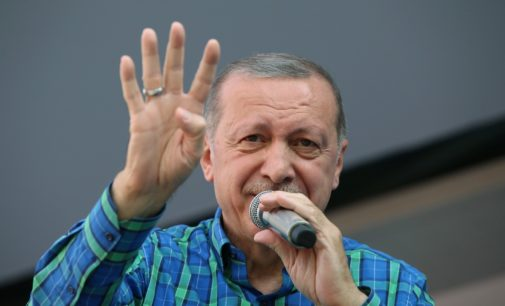 Erdogan anuncia que vai acabar com o Uber na Turquia
