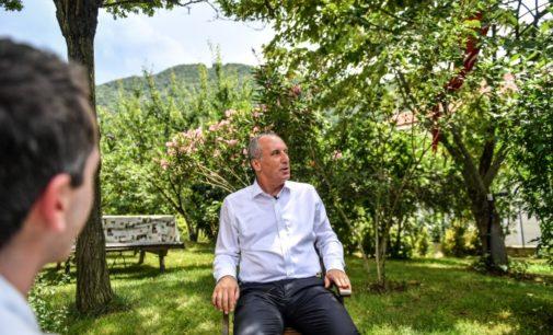 Ince, candidato presidencial do CHP: Nossa escolha é o Ocidente