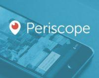Tribunal turco proíbe o Periscope por violação de direitos autorais