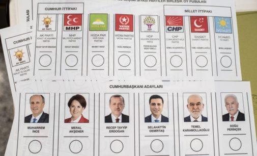 Maioria de votos inválidos feitos sem representante do HDP