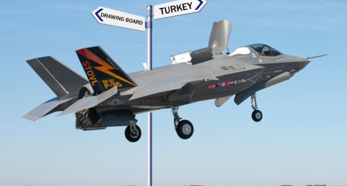 Negociadores do Congresso dos EUA concordam em proibir a entrega dos F-35 à Turquia