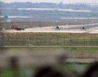 Advogados buscam prisão de militares americanos na Base Aérea de Incirlik na Turquia
