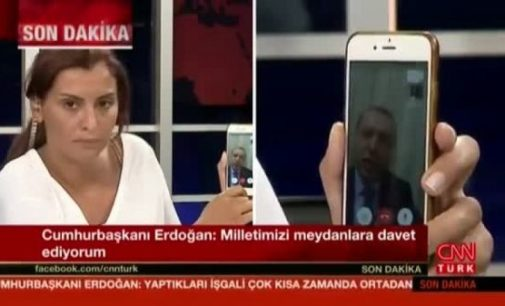 Erdogan pede por boicote a produtos americanos