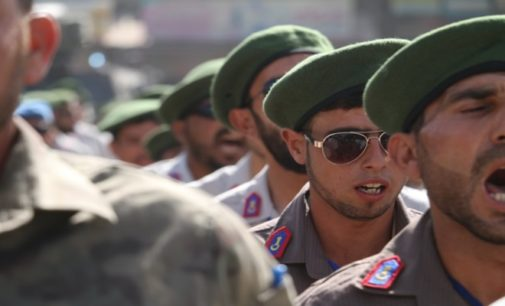 Turquia ajuda rebeldes sírios a construir exército contra Assad