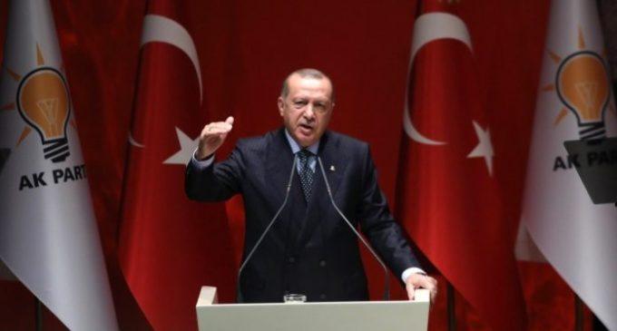 Erdoğan sobre subida das taxas de juro: a minha paciência tem limites
