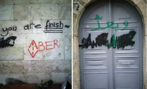Igreja armênia em Istambul é vandalizada com palavras ofensivas