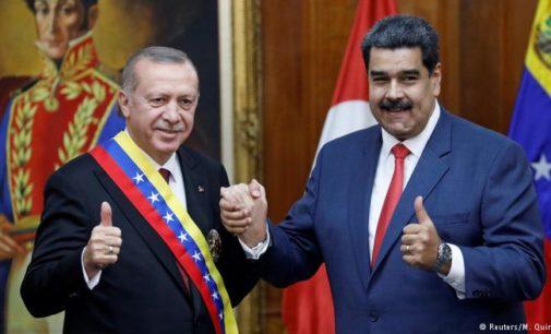 Companhia turca ajuda Maduro a mover milhões em ouro