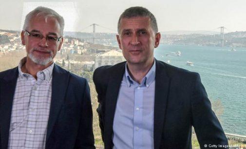 Correspondentes alemães deixam Turquia