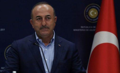 Ministro das Relações Exteriores da Turquia diz que agressão israelense está aumentando devido a incentivo americano