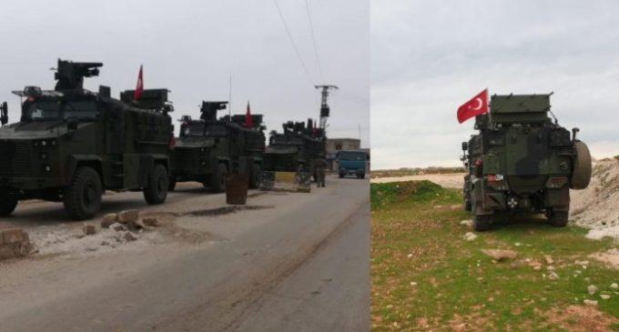 Turquia e Rússia realizam primeiras patrulhas coordenadas no norte da Síria: ministério