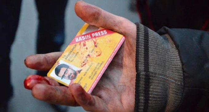 O governo do AKP cancelou 3.804 cartões de imprensa em 5 anos