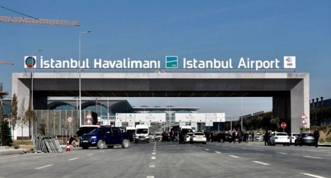 Novo aeroporto de Istambul atrai 40 milhões de passageiros no primeiro ano