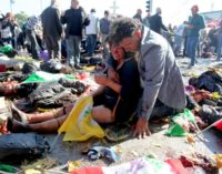 Polícia tinha informações sobre ataques terroristas em Ancara