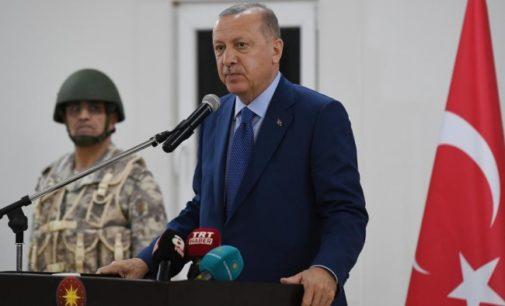 Erdoğan diz que nova base militar no Catar foi concluída