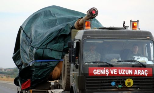 Turquia não retomará sua incursão na Síria
