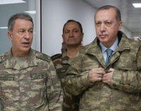 Erdoğan: Turquia ficará na Síria até acabar com terroristas