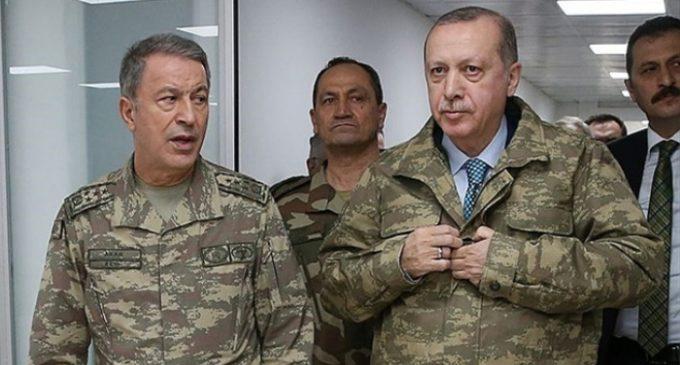 Erdoğan diz que militares turcos começaram a se deslocar para a Líbia