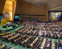 Turquia único país a votar contra resolução da ONU sobre mares