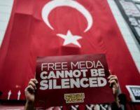 Turquia é o segundo pior carcereiro de jornalistas