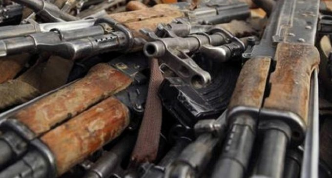 Tunísia apreende armas turcas contrabandeadas para a Líbia